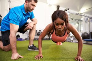 Newington CT Personal Trainer Clarifies Upper Body Functional Training