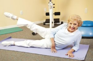 Exercise Elderly Personal Trainer Newington CT