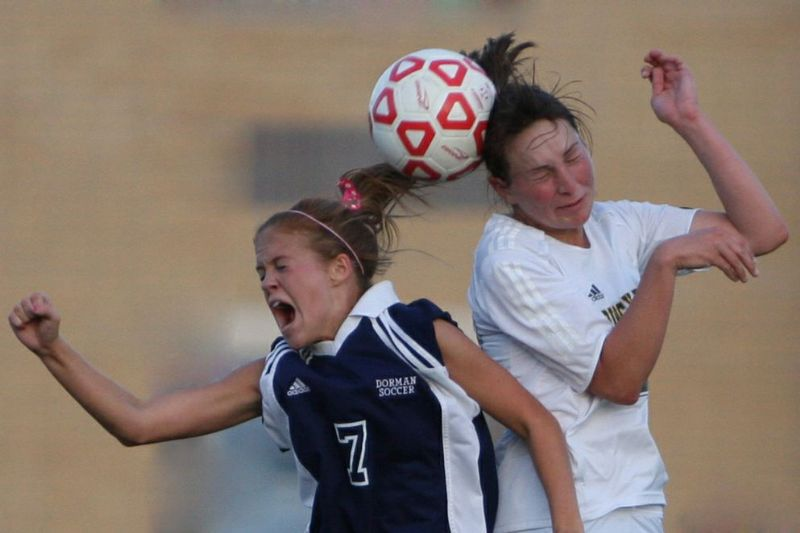 Concussions in Girls Soccer