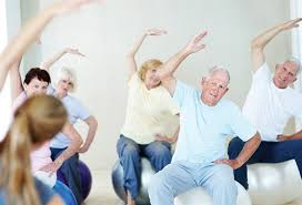 Geriatric Personal Fitness Training