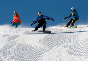 Skiing or Snowboarding personal trainer in CT