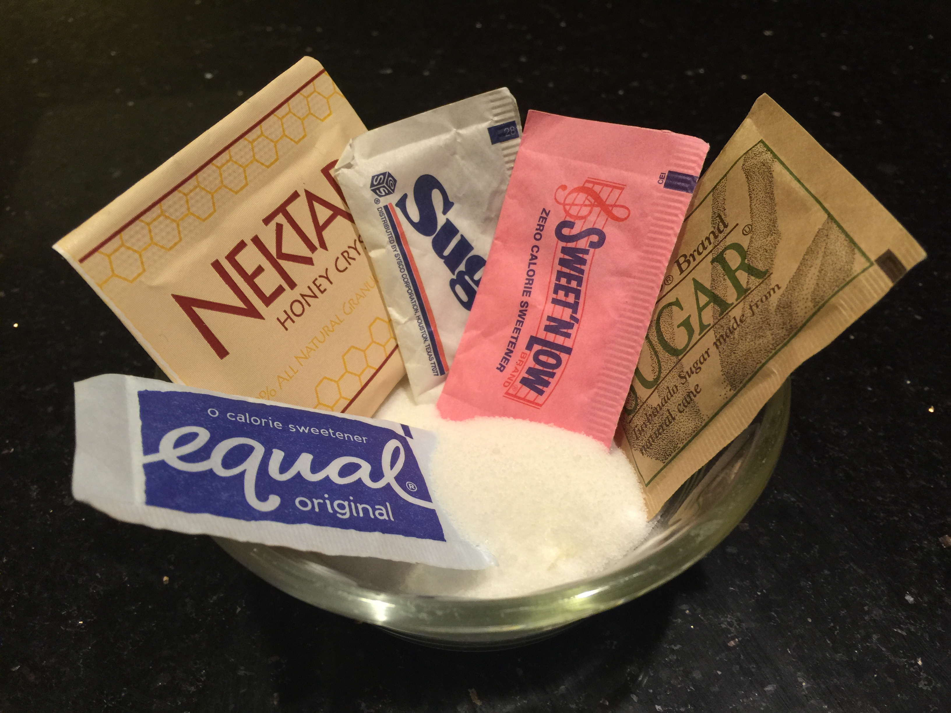 Sugar, Sweeteners and Sugar Alcohols