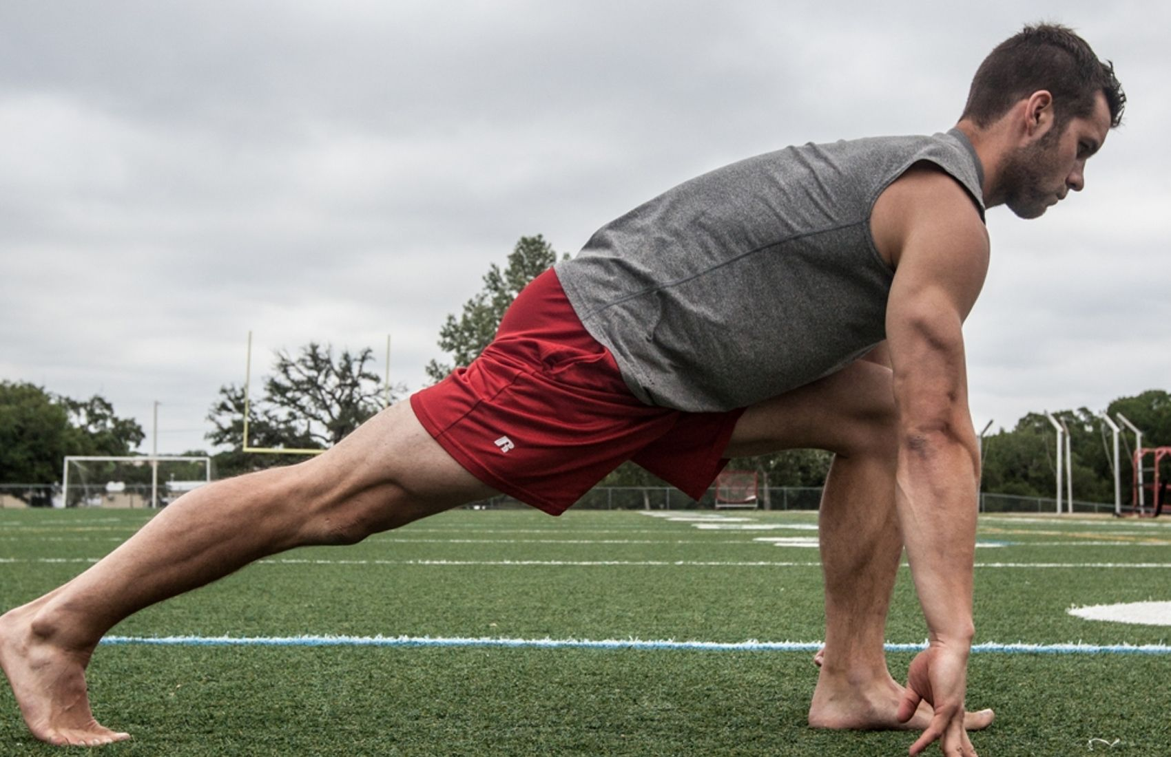 Why Every Athlete Should Practice Yoga